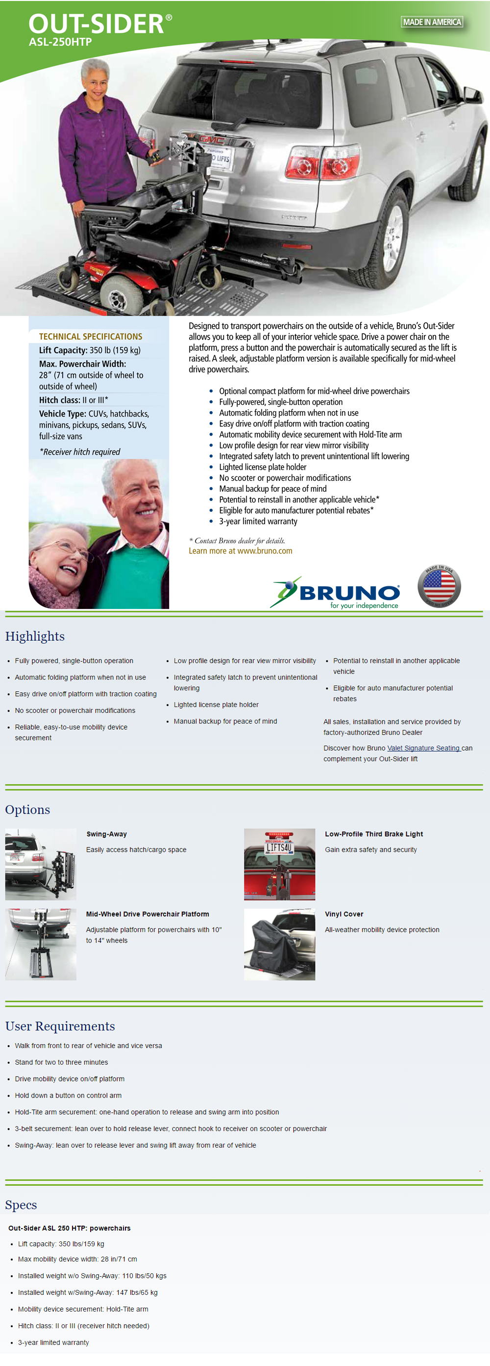 Bruno-ASL250HTP-Outsider-powerchair-electric-lift