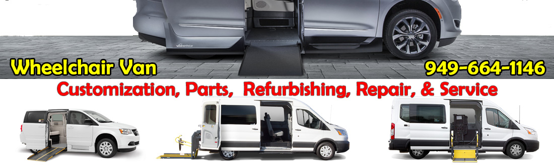 Wheelchair-Van-Customization-Parts-Refurbishing-Repair-and-Service