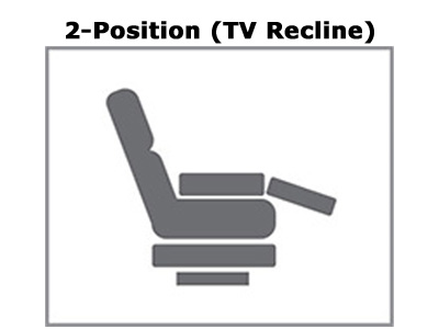 2-Position (TV Recline)
