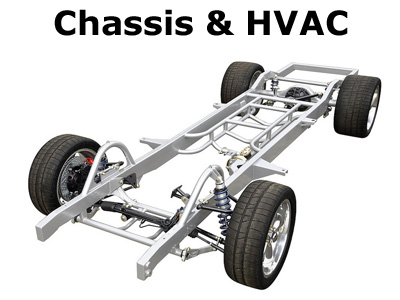 Chassis and HVAC