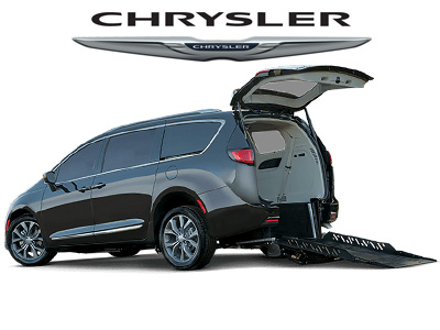 Chrysler (FCA) Wheelchair Accessible Vans