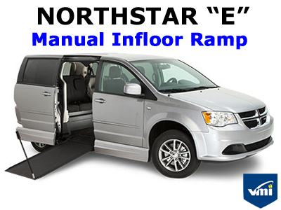 Northstar E Manual InFloor Wheelchair Van Conversion