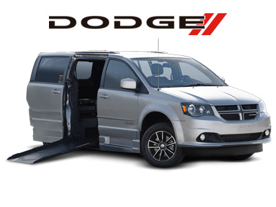 Dodge Wheelchair Accessible Vehicles