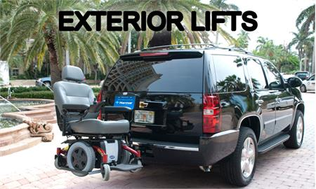 Exterior Vehicle Lifts