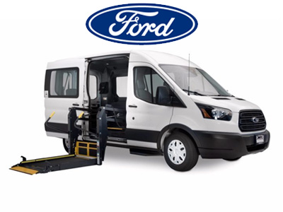 Ford Wheelchair Accessible Vehicles