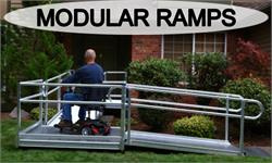 Modular Ramps and Stairs