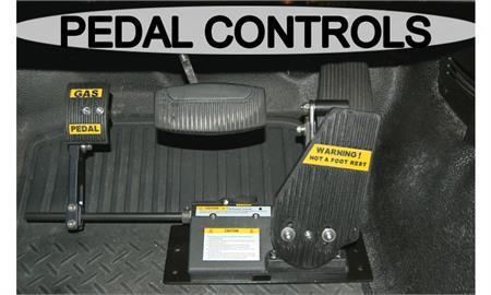 Pedal Controls