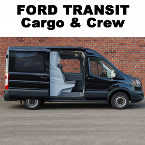 Ford Transit Cargo and Crew