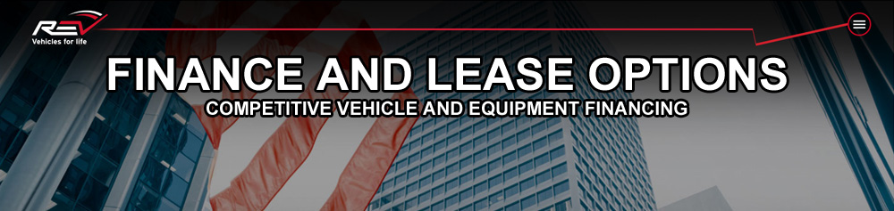 Wheelchair van and equipment financing