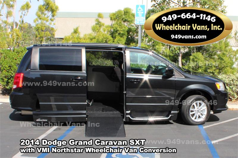 e7d787d9c9 For Sale Used 2014 Dodge Grand Caravan SXT Wheelchair Van