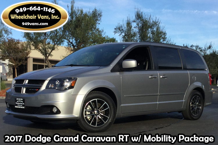 for sale used 2017 dodge grand caravan gt with mobility. Black Bedroom Furniture Sets. Home Design Ideas