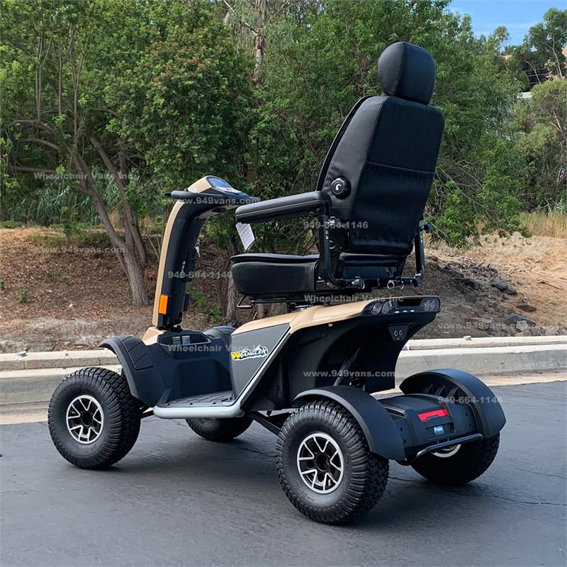 Pride Mobility Scooter >> New 2019 Pride Mobility Wrangler 4 Wheel Personal Mobility Scooter