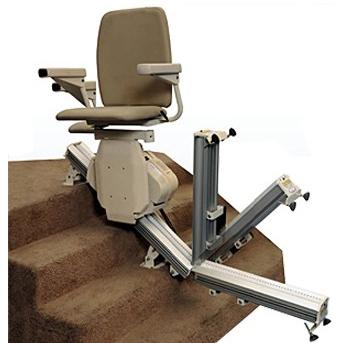 Harmar Mobility Sl600 Pinnacle Premium Stair Lift