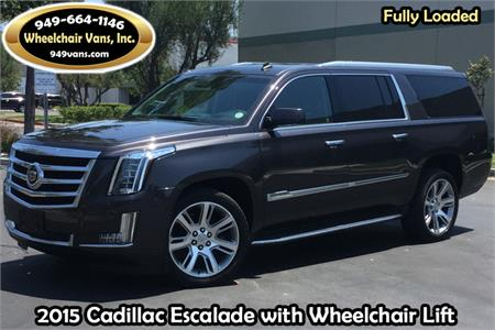 For Sale New And Used 2015 Cadillac Escalade With Silverstar Backer