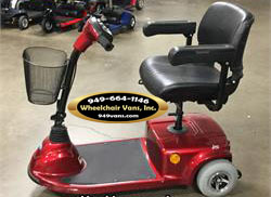 Pre-Owned / Used Mobility Products from Scooter to Electric